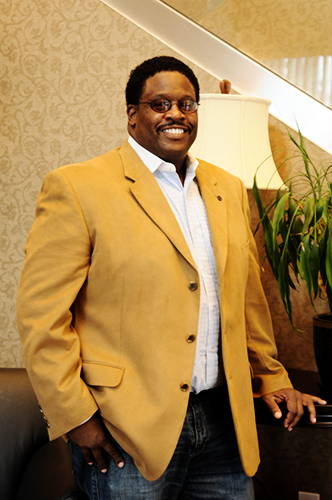 Greg Perkins, President of African American Expressions